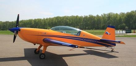 Пилотажный самолет